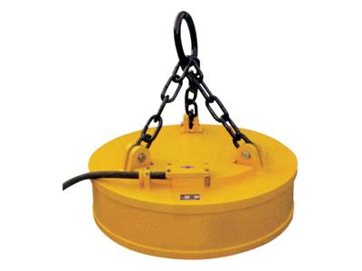 MW5高温型吊运废钢用起重电磁铁