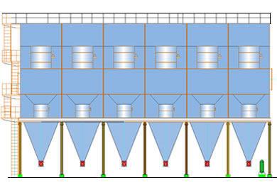 ZNLMC型长袋脉冲除尘器